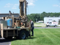 ESSI performs Phase Two subsurface investigation, due dilegience