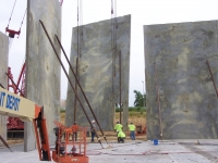 ESSI conducts safety audit for warehouse construction project