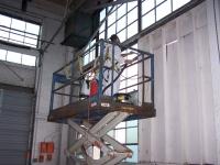 ESSI performs asbestos abatement in large warehouse